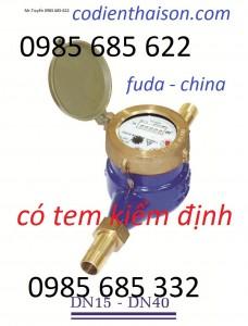 Đồng hồ nước fuda