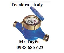 Đồng hồ nước lạnh Tecnidro