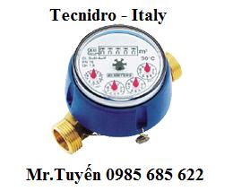 Đồng hồ nước nóng Tecnidro